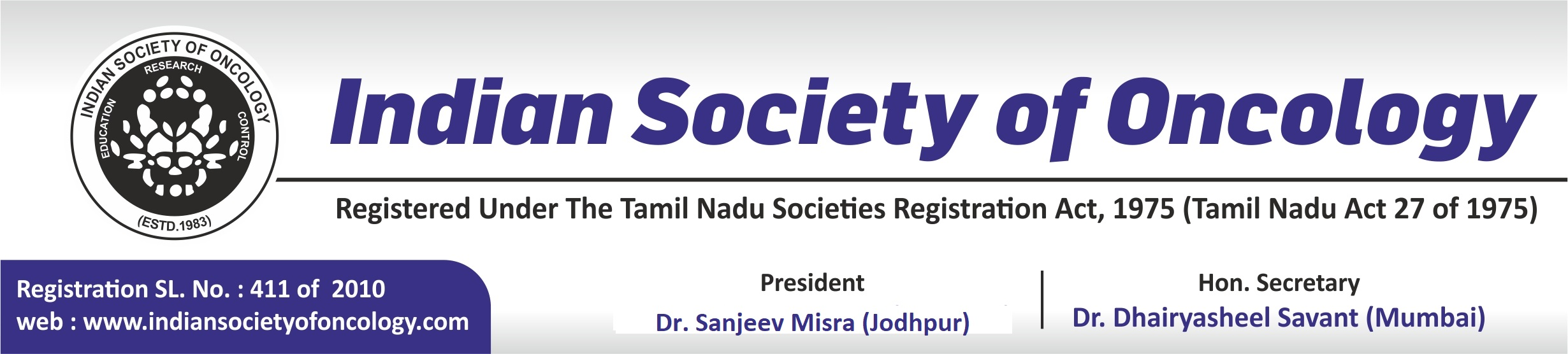 Indian Society of Oncology