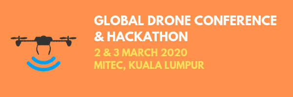 Global Drone Conference (GDC) & Hackathon 2020