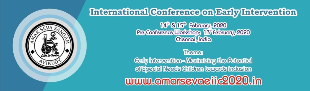 International Conference on Early Intervention