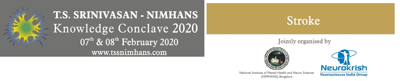T S Srinivasan - NIMHANS Knowledge Conclave 2020