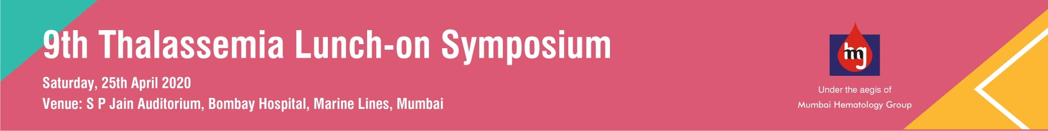 9th Thalassemia Lunch-on Symposium