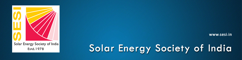 SESI - Solar Energy Society of India